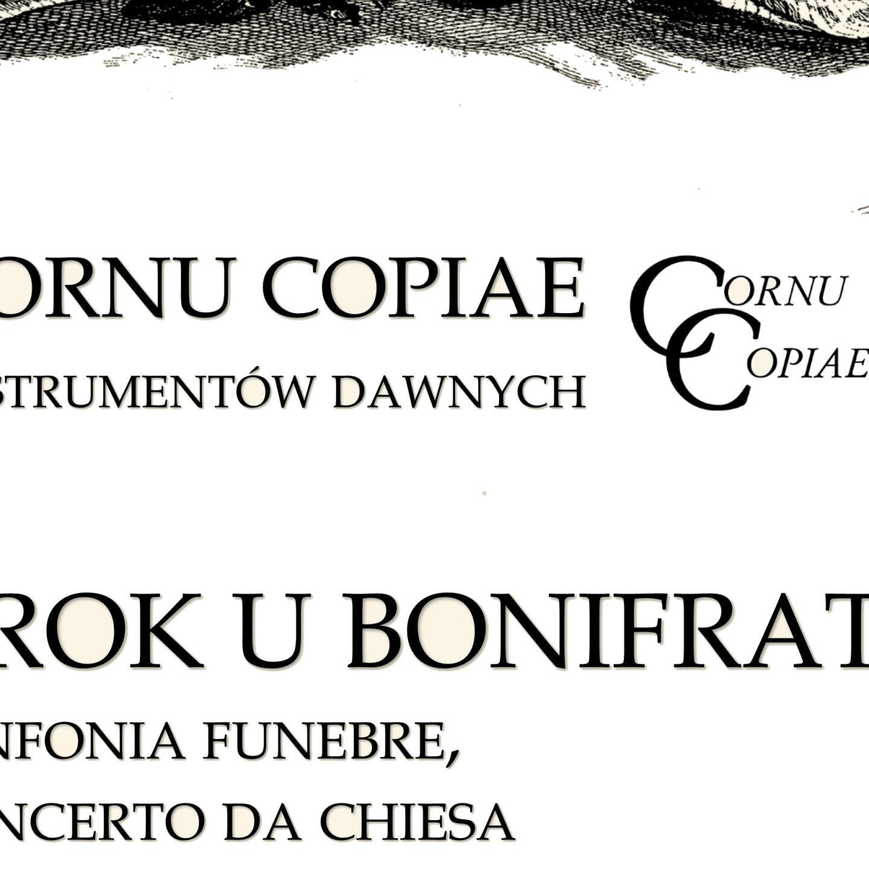Barok u Bonifratrów