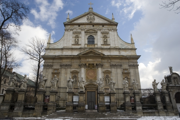 Kościół pw. Świętych Apostołów Piotra i Pawła