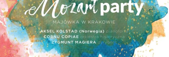 MOZARTparty – Kraków, Chorzów, Tarnowskie Góry