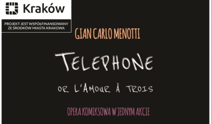 Nowa produkcja Fundacji Ad Operam – opera komiksowa TELEPHONE